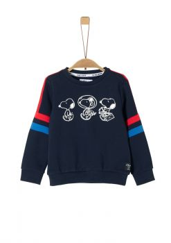 Kids Boys ~ Sweatshirt mit Snoopy-Druck